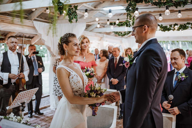 fotograf warszawa wesele w złotopolskiej dolinie