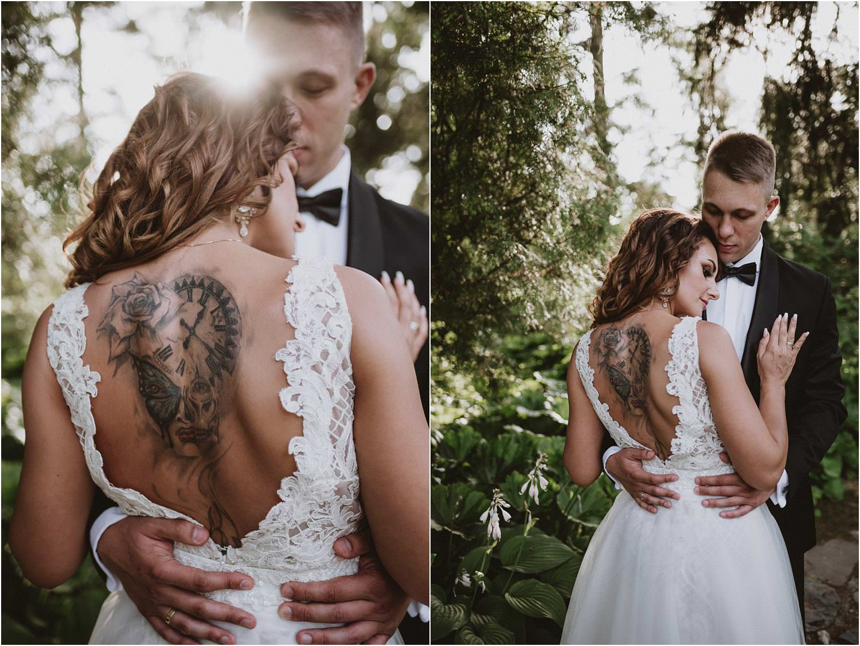 sesja ślubna w żelazowej woli