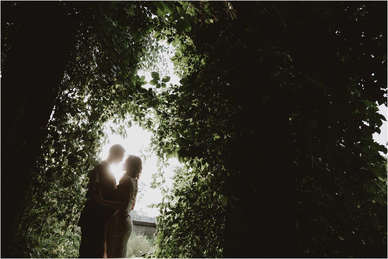 fotograf ślubny sesja ślubna w żelazowej woli