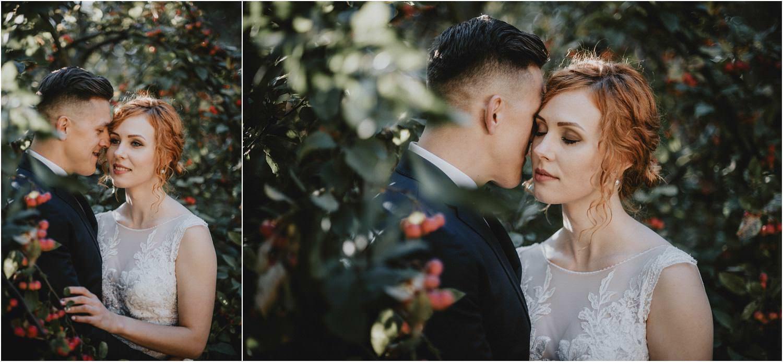fotograf warszawa sesja ślubna jesienią