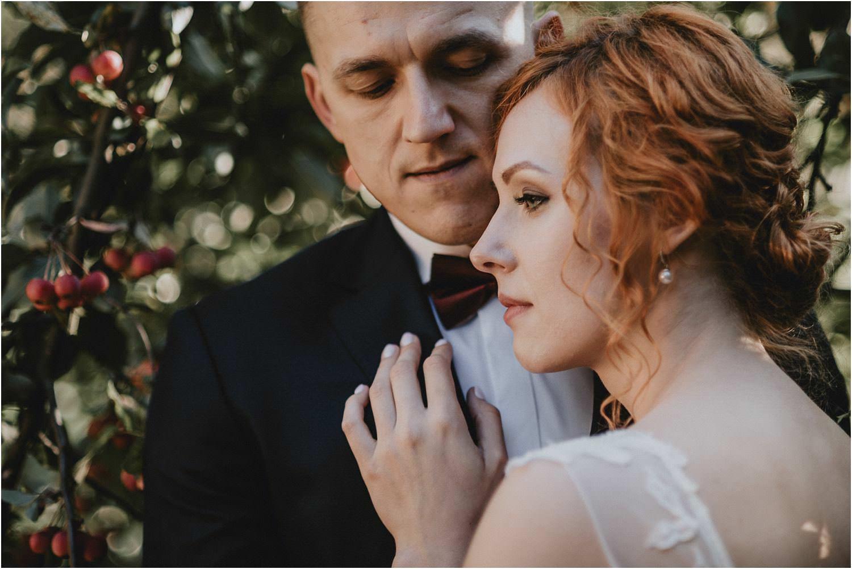 fotograf łódź sesja ślubna jesienią
