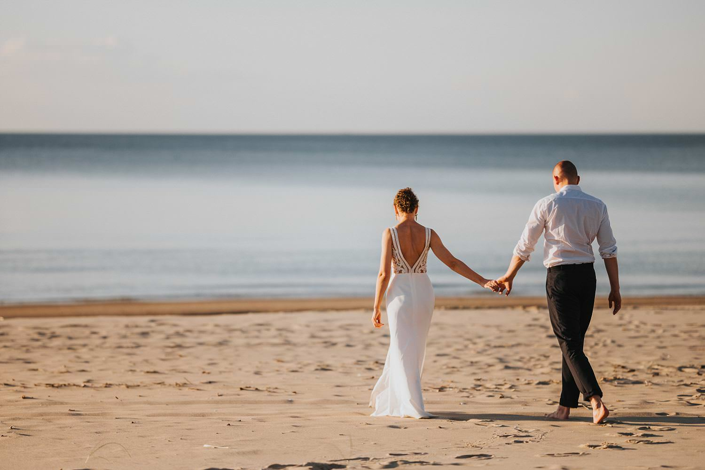fotograf ślubny so lovely sesja sobieszewo